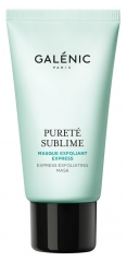 Galénic Pureté Sublime Express Exfoliating Mask 50ml