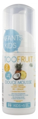 Toofruit Gentle Foam Coco Pineapple 100ml