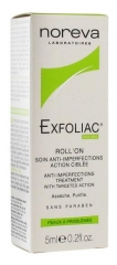 Noreva Exfoliac Roll-On Anti-Impefections Treatment 5ml