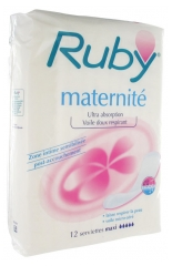 Ruby Serviettes Maternité