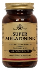 Solgar Super Melatonine 1,9 mg 60 Comprimés