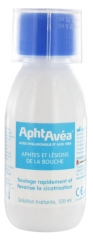 AphtAvéa Acide Hyaluronique Et Aloe Vera Solution Traitante 120 ml