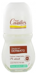 Rogé Cavaillès Deodorant Dermato Antiolores 48H Roll On 50 ml