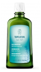 Weleda Rosemary Invigorating Bath Milk 200ml