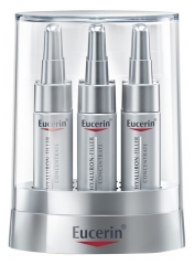 Eucerin Hyaluron-Filler Concentrated Serum 6 Phialsx5ml
