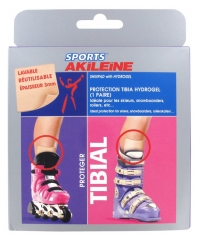 Akileïne Sports Protection Tibia Hydrogel 1 Paire