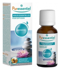 Puressentiel Essential Oil for Diffusion Meditation 30ml