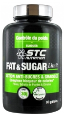 STC Nutrition Fat & Sugar Limit 90 Capsules