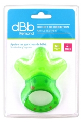 dBb Remond Rattle Teether 4 Months and +