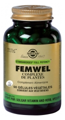 Solgar Femwel 50 Vegetable Capsules