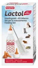 Beaphar Lactol Kit Biberon 35 ml