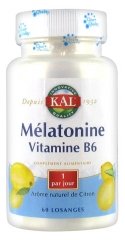 Kal Melatonin Vitamin B6 60 Losanges