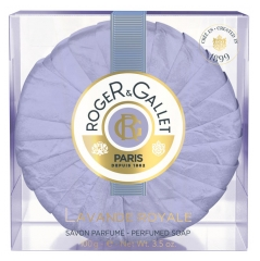 Roger & Gallet Fresh Soap Cristal Box Lavande Royale 100g