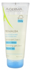 Aderma Primalba Gentle Cleansing Gel Baby 200ml