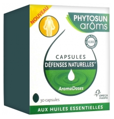 Phytosun Arôms Aromadoses Natural Defensas 30 Cápsulas