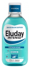 Pierre Fabre Oral Care Eluday Intense Bain de Bouche Quotidien 500 ml
