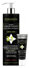 Garancia Formule Ensorcelante Against Crocodile Skin 3 in 1 400ml + Travel Size 75ml Offered