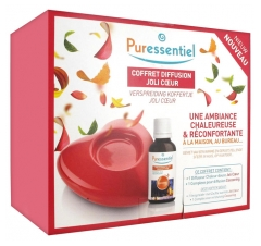 Puressentiel Sweetheart Diffusion Box Set