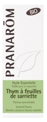 Pranarôm Bio Essential Oil Thyme with Savory Leaves (Thymus satureioides) 10ml