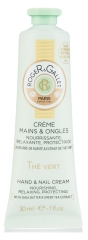 Roger & Gallet Green Tea Hand and Nail Cream 30ml