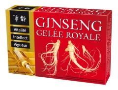 Nutri Expert Ginseng Gelée Royale 20 Ampoules