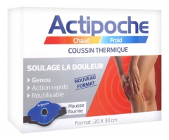 Cooper Actipoche Genou 1 Coussin Thermique