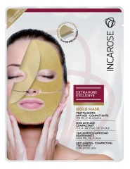 Incarose Extra Pure Exclusive Gold Mask Soin Anti-Âge Compactant 25 ml