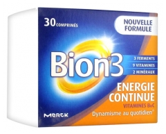 Bion 3 Continue Energie 30 Tablets