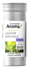 Le Comptoir Aroma Bio Ätherisches Öl Lavendel Officinale 10 ml