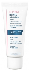 Ducray Ictyane Hydra Light Cream Face 40ml