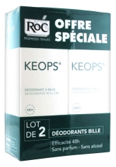 RoC Keops Deodorant Roll-on 2 x 30 ml