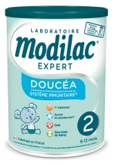 Modilac Expert Doucéa 2 From 6 To 12 Months 800g