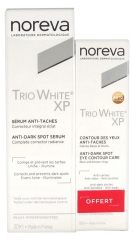 Noreva Trio White XP Anti-Spot Serum 30ml + Anti-Spot Eye Contour 10ml Offered