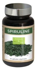 Nutri Expert Spirulina 60 Vegetable Capsules