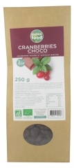 Exopharm Organic Chocolate and Cranberries 250g