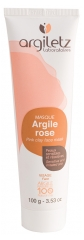 Argiletz Pink Clay Face Mask 100g