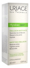 Uriage Hyséac Mat' 40 ml
