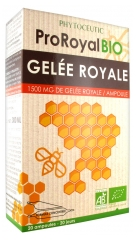 Phytoceutic ProRoyal Bio Gelée Royale 1500 mg 20 Ampoules