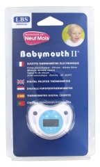 LBS Médical Babymouth II Digital Pacifier Thermomether