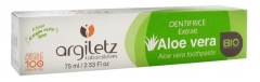 Argiletz Aloe Vera Nature Toothpaste 75ml