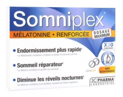 3C Pharma Somniplex 30 Tablets