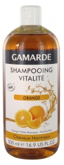 Gamarde Organic Orange Vitality Shampoo Normal Hair 500ml