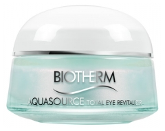 Biotherm Aquasource Total Eye Revitalizer Cooling Effect Eye Care 15ml