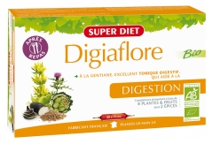 Super Diet Digiaflore Bio 20 Ampoules
