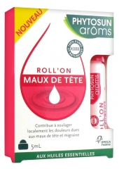 Phytosun Arôms Roll'On Headache 5ml