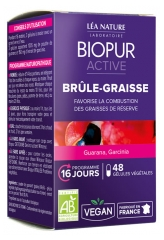 Biopur Active Fat-Burner 48 Vegetable Capsules