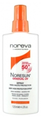 Noreva Noresun Gradual UV Spray SPF 50+ 125 ml