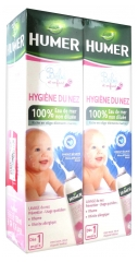 Humer Nasal Hygiene Infant Child 2 x 150ml
