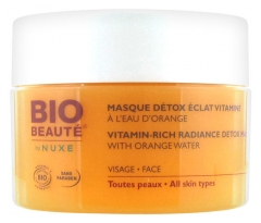 Bio Beauté Vitamin-Rich Radiance Detox Mask 50ml