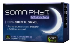 Santé Verte Somniphyt Night Calm 30 Tabletten
